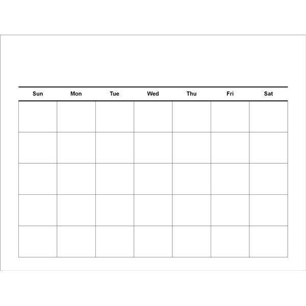 Printable Calendar Templates. Free September 2017 Printable ...