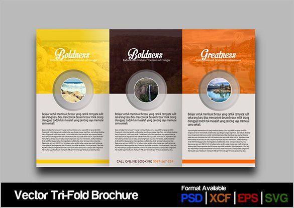 10+ Fabulous Google Brochure Templates | Free & Premium Templates