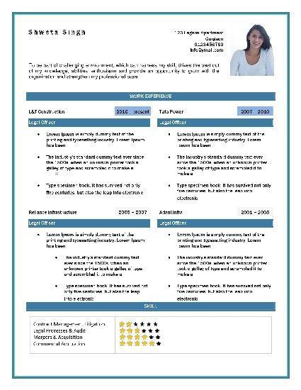 Resume Samples   Free Resume Samples - Resume Samples Download