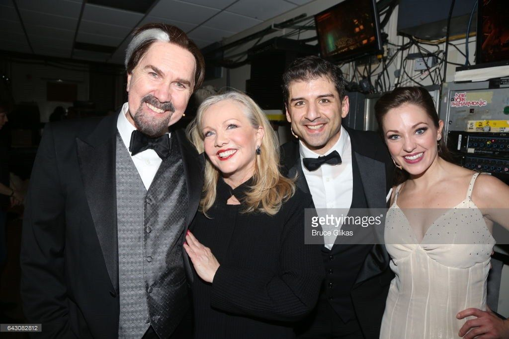 Celebrities Visit Broadway - February 19, 2017 Photos and Images ...