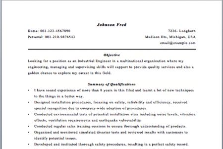 Petroleum Engineer Resume Download Petroleum Engineer Sample Resume