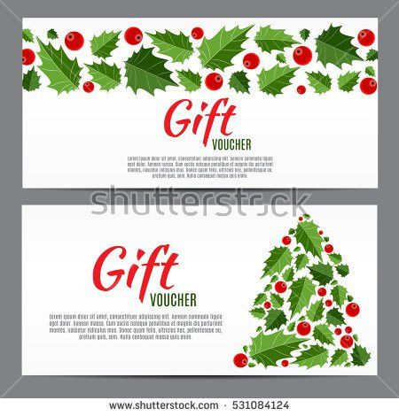 Coupon Template. Corporate Gift Voucher Template Luxury Gift ...