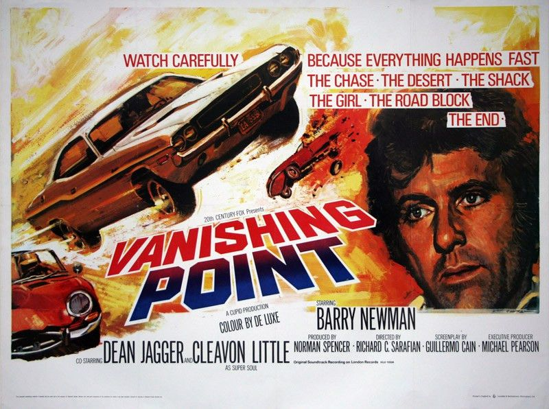 Missing in Action: The Lost Version of <i>Vanishing Point</i ...