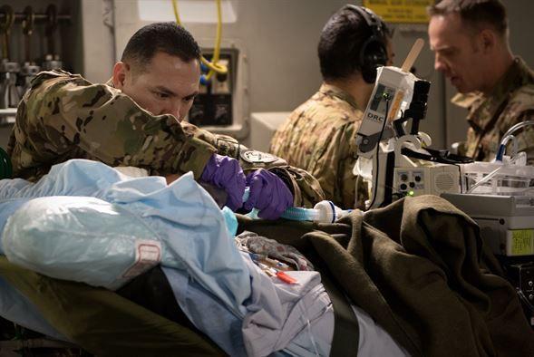 10th Expeditionary Aeromedical Evacuation Flight provides in ...