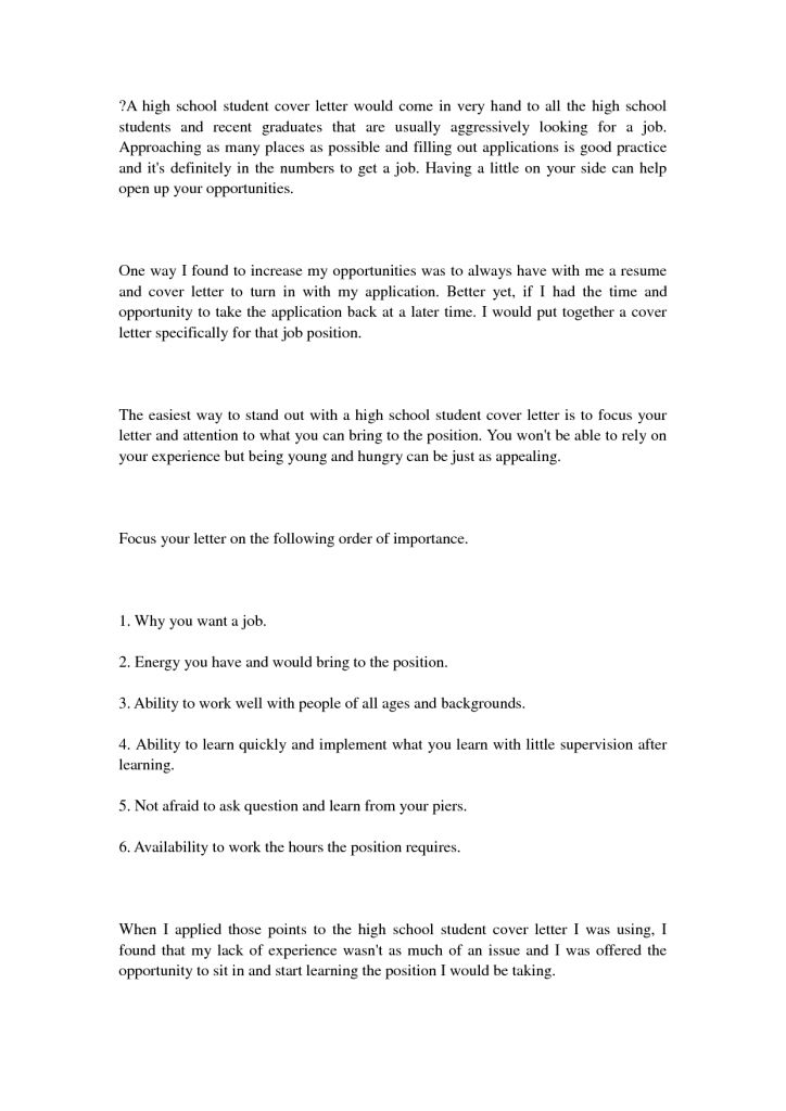 Resume : Academic Cover Letter Examples How To Be A Social Media ...