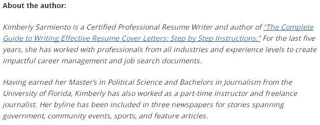 Cover Letter Examples That Will Get You Noticed