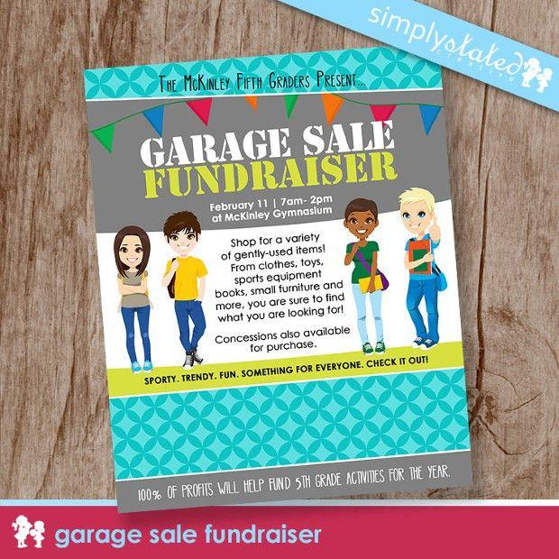 12+ Garage Sale Flyer Templates - Printable PSD, AI, Vector EPS ...