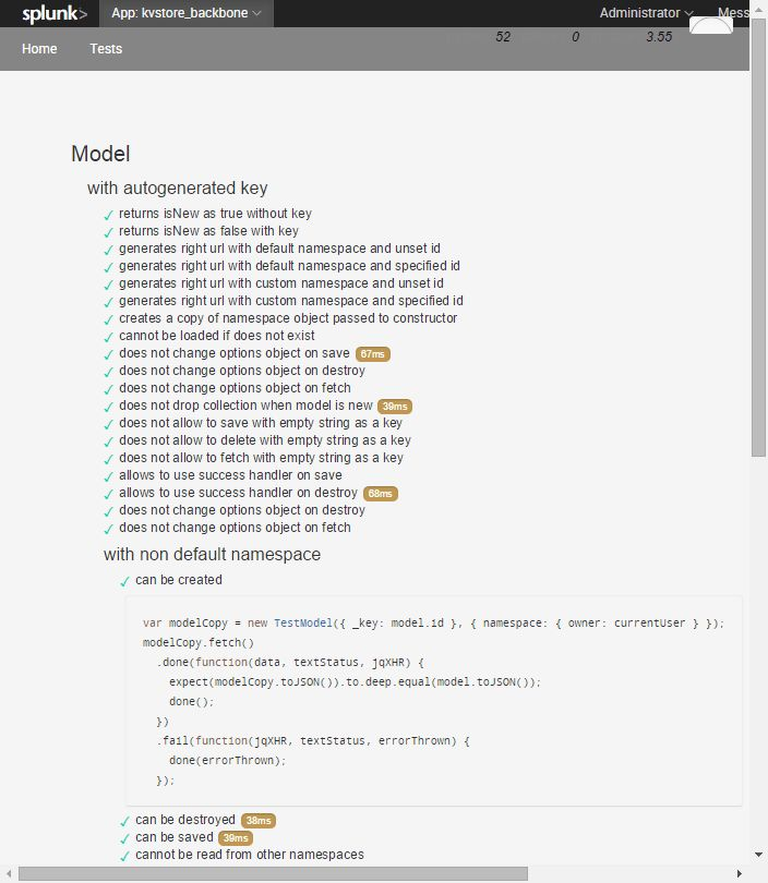 Adding code: using JavaScript and Search Processing Language | Splunk