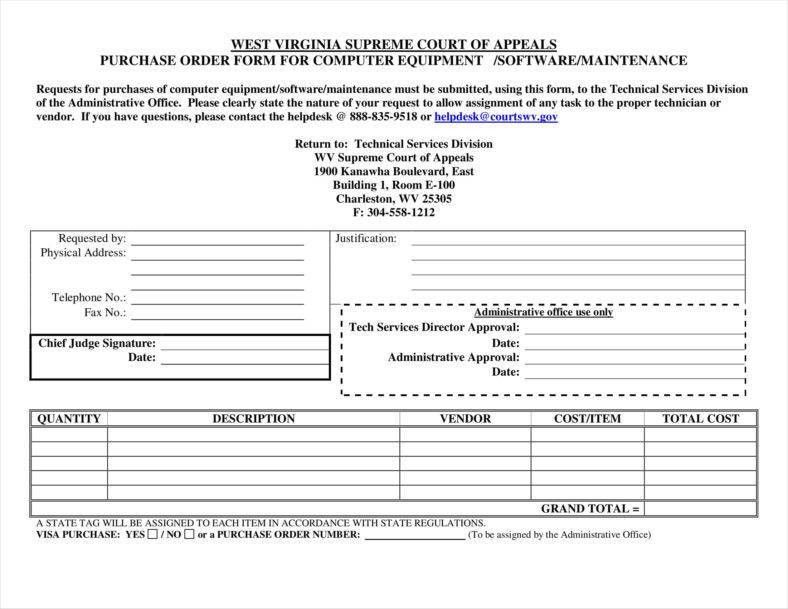 Equipment Request Form Template. salary increase request format at ...