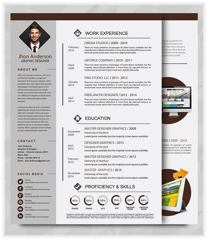 resume cv builder cv maker creates beautiful resumes online for ...