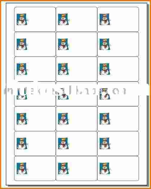 6 avery address label template 5160 | Divorce Document