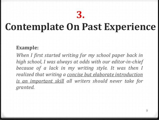 10 Awesome Ideas To Write Introduction Paragraph For BlogPost