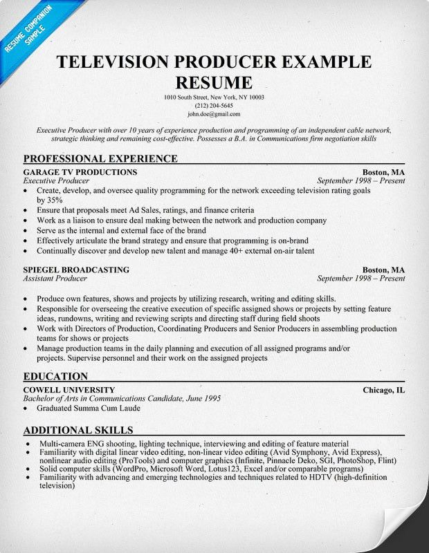 web producer resume web producer free resume samples blue sky - Web Producer Resume