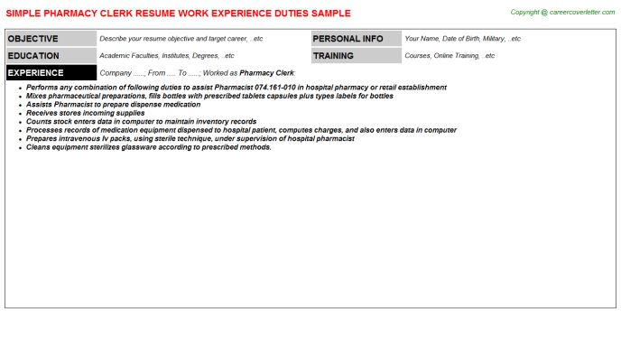 deli worker sample resume executive protection specialist sample ...