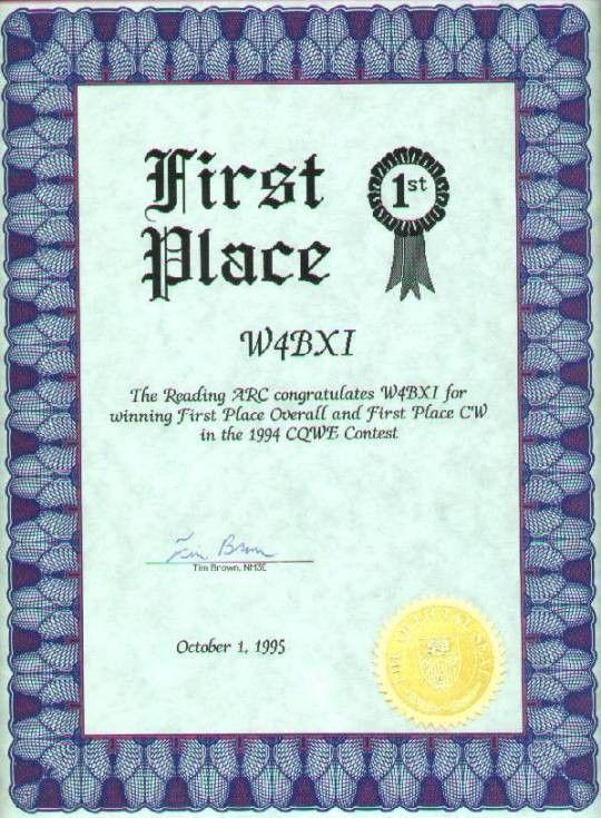 First Place Award Template [Nfgaccountability.com ]