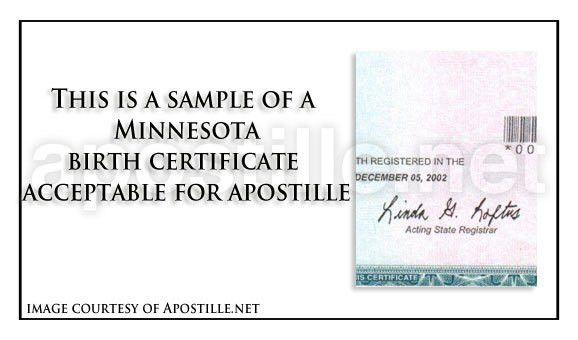 Minnesota Apostille - Apostille Service by Apostille.net