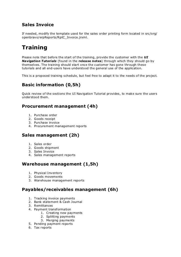 Sales Training Manual Template - Contegri.com