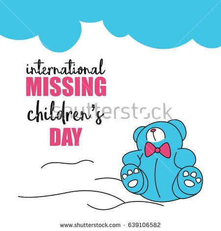 Missing Child Poster Template - formats.csat.co
