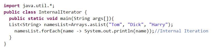 Java 8 External Iterator vs Internal Iterator | SARAL SAXENA ...