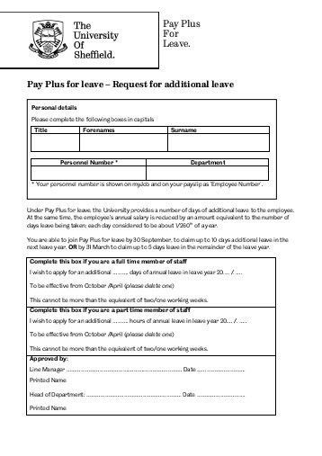 Adoption Leave Application Form Adoption Leave Application Form