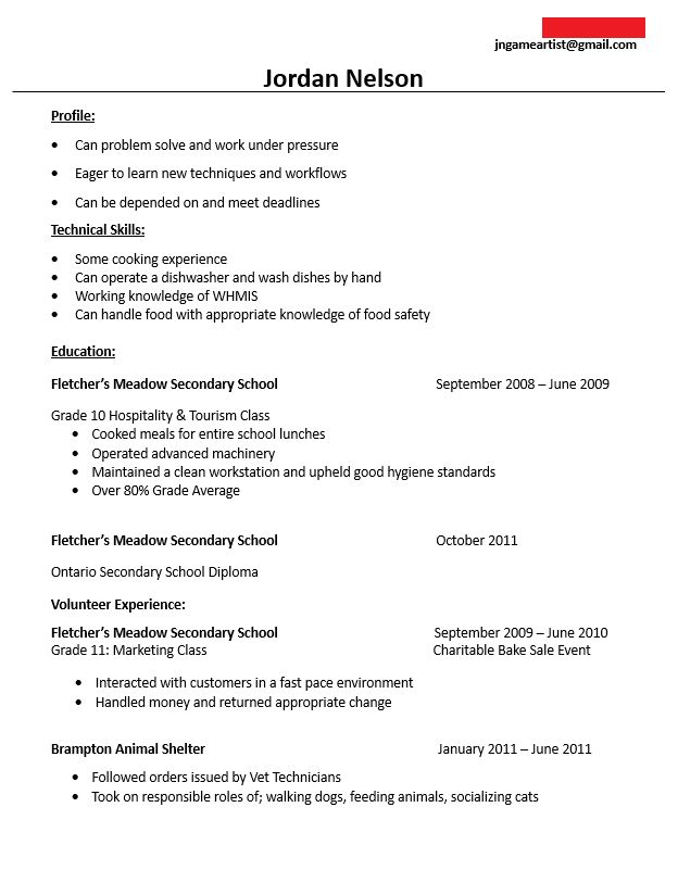 resume objective examples dishwasher resume samples leclasseurcom ...