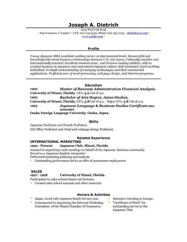 Healthcare Resume Template. Physical Therapist Resume Sample 24 ...
