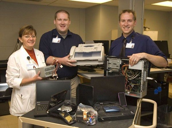 Spectrum Health offers recycling of consumer electronics ...