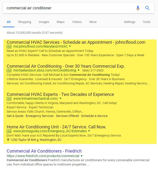 How to Get More Commercial HVAC Leads Online | Commercial HVAC ...