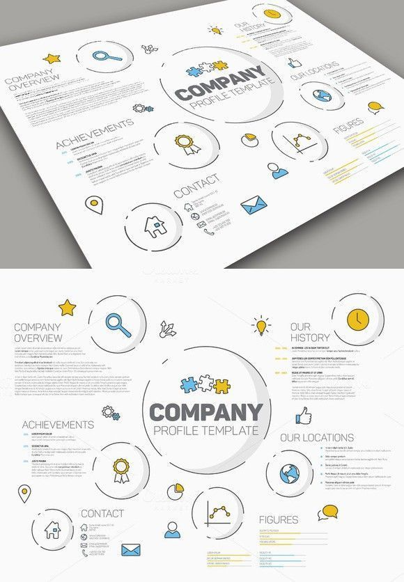 Best 25+ Company profile design ideas only on Pinterest ...