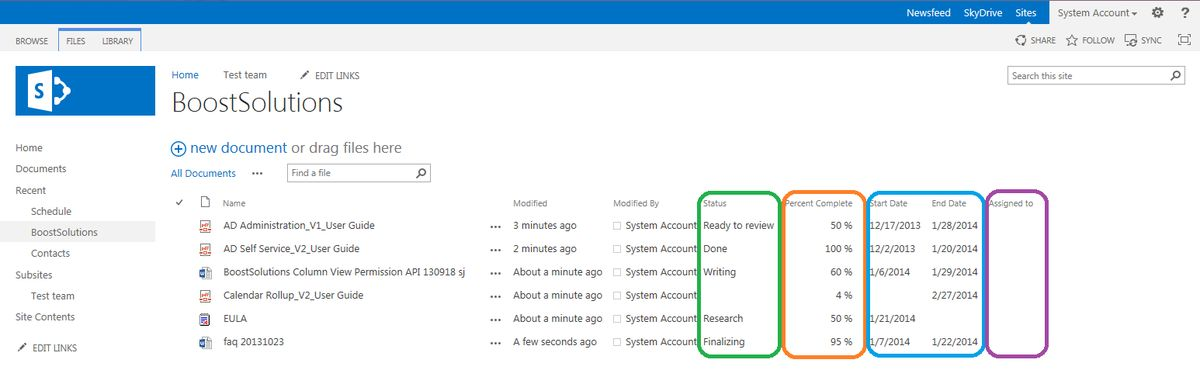The Basics of Metadata in SharePoint : BoostSolutions