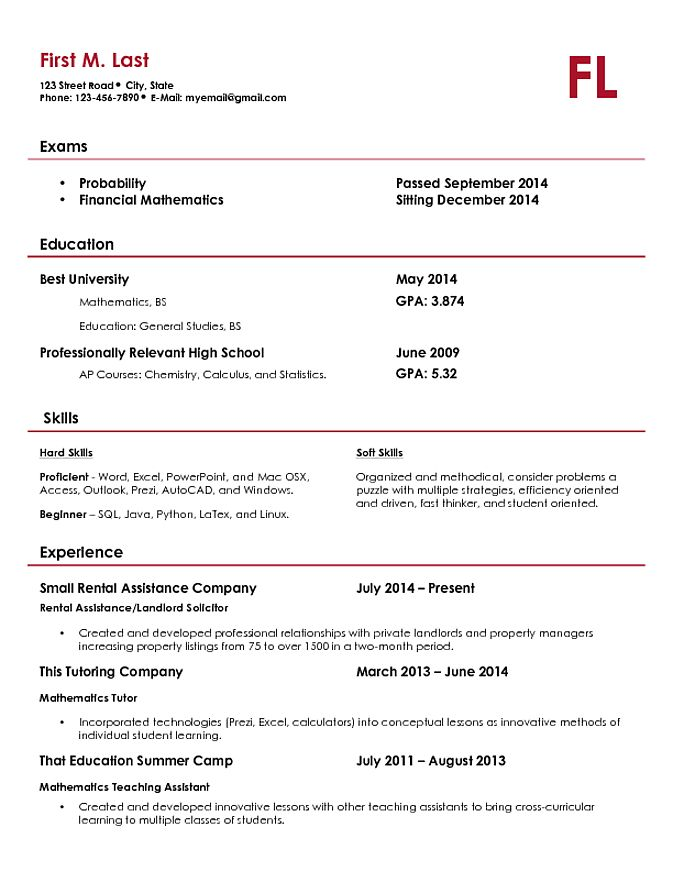 gallery of 19 outstanding how to update a resume examples