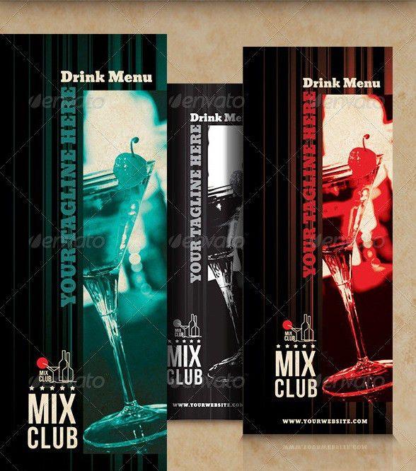 Free and Premium Food and Restaurant Menu Brochure | 56pixels.com