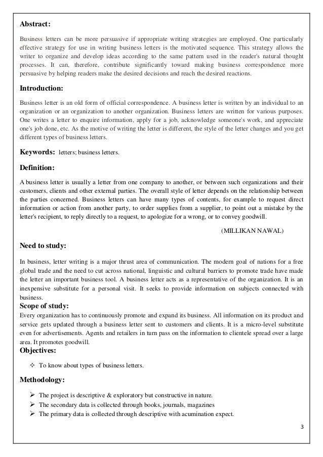 3 Types Of Resumes - Contegri.com