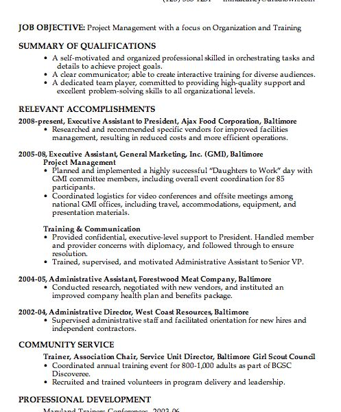hybrid combination the third type of resume format. resume ...