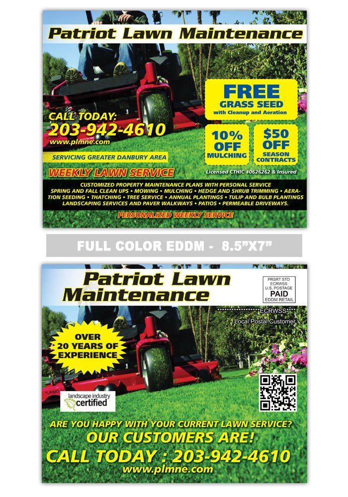 Lawn Service Flyer - Help me Critique! | Warrior Forum - The #1 ...