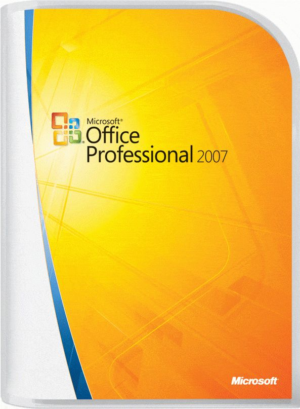 Microsoft Office Professional 2007 Full Version Cracked