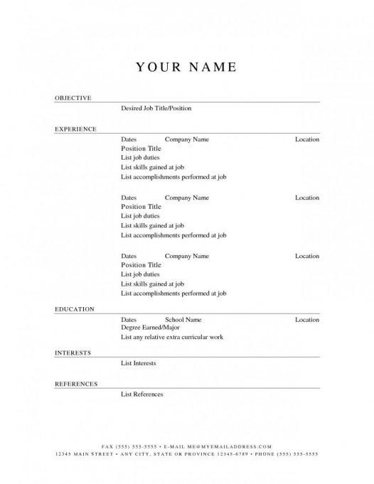 job resume builder resume writing format pdf sample for example ...
