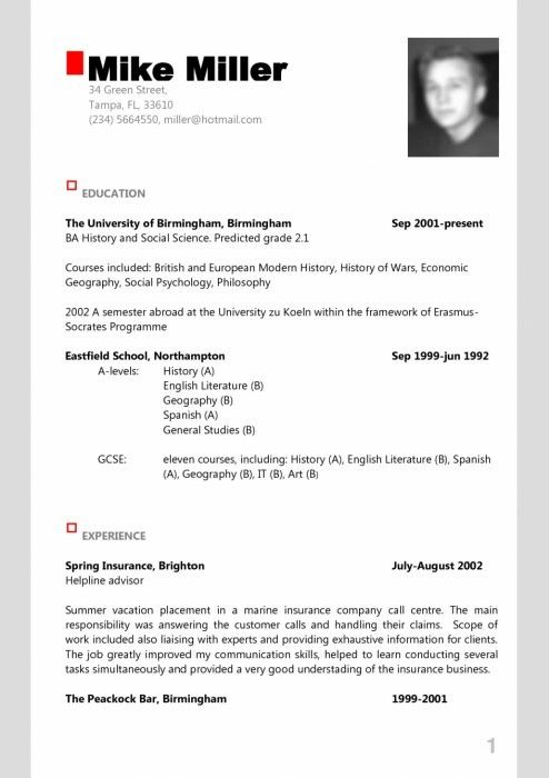 modern resume. find this pin and more on resume cv templates ...