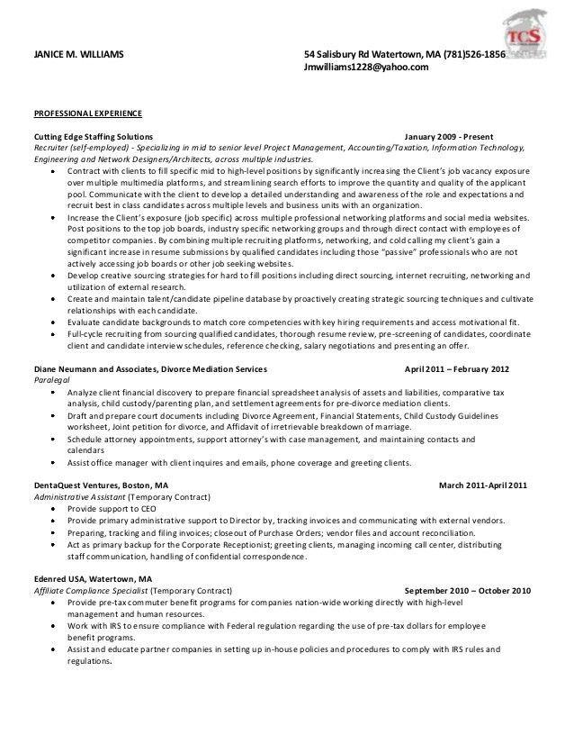 top 8 recruitment consultant resume samples. business development ...