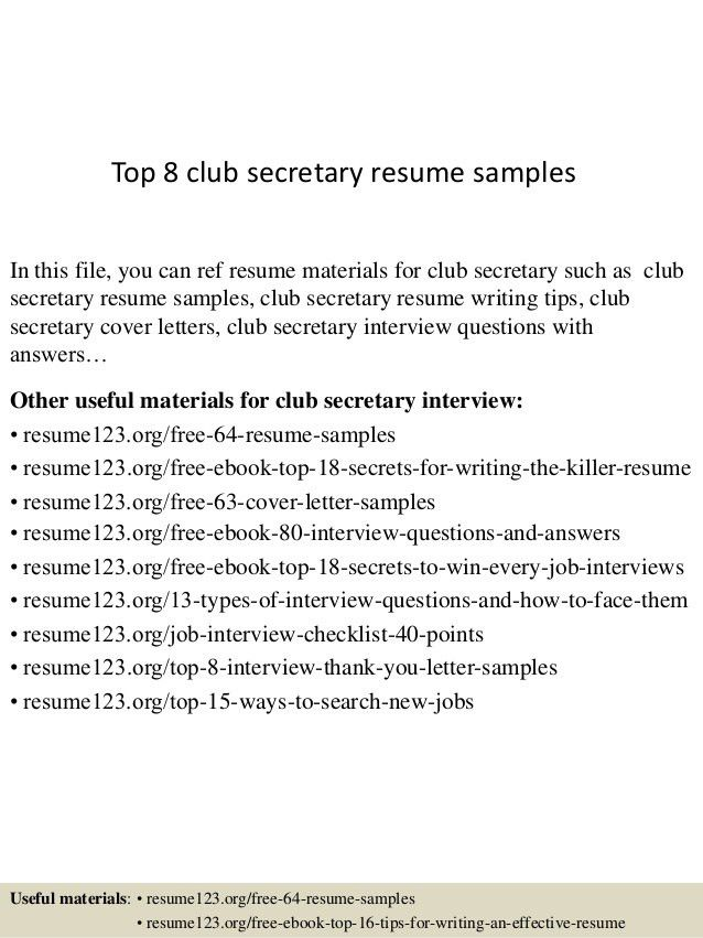 top-8-club-secretary-resume-samples-1-638.jpg?cb=1432300673