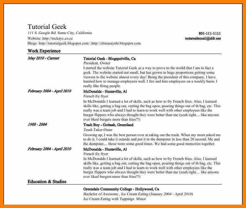 9+ google doc templates resume | science-resume