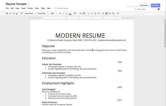 Writing A Resume For A Job With No Experience. no experience ...
