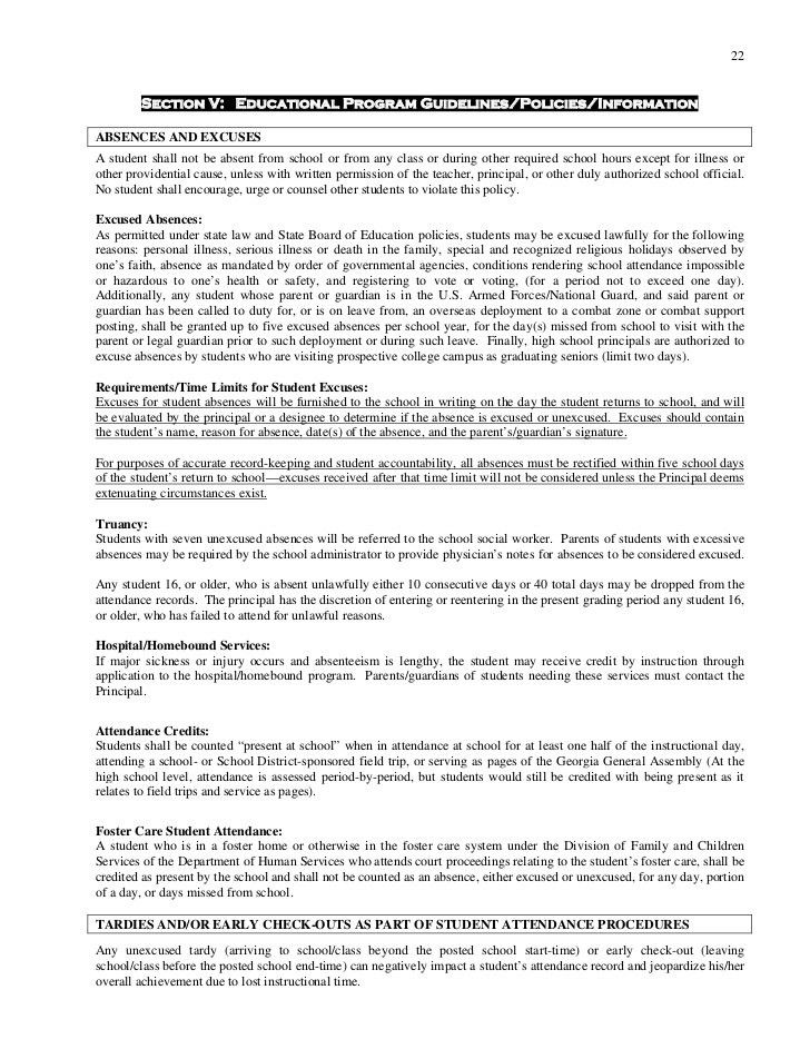 CCSD Student/Parent Handbook