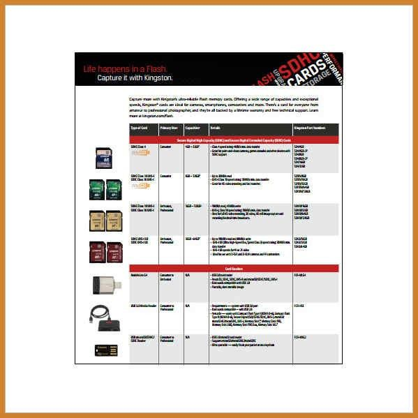 comparison chart template | notary letter