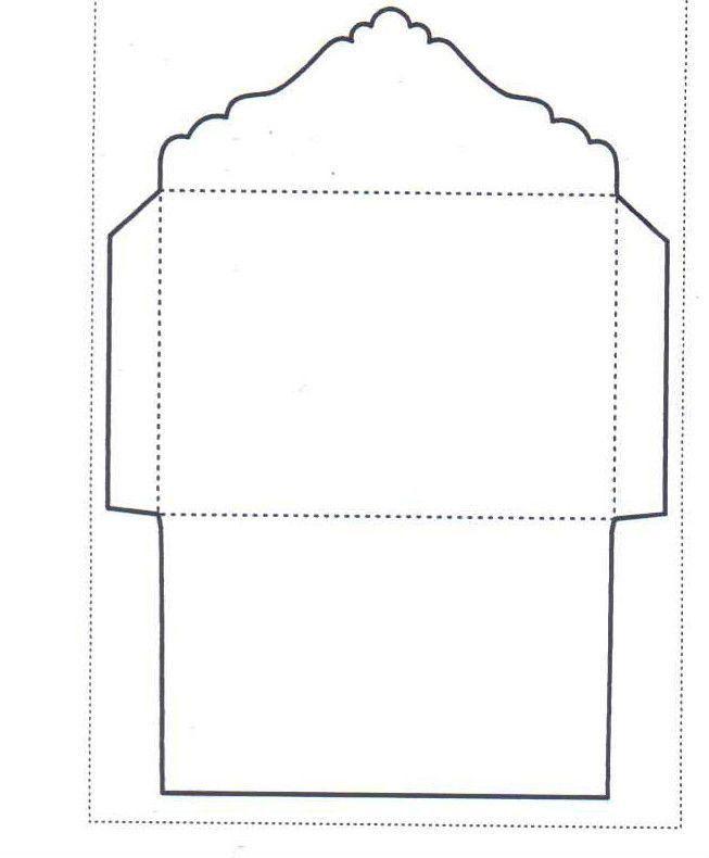 C6 Envelope Template - WS Designs - Tempting Templates   Stencil ...