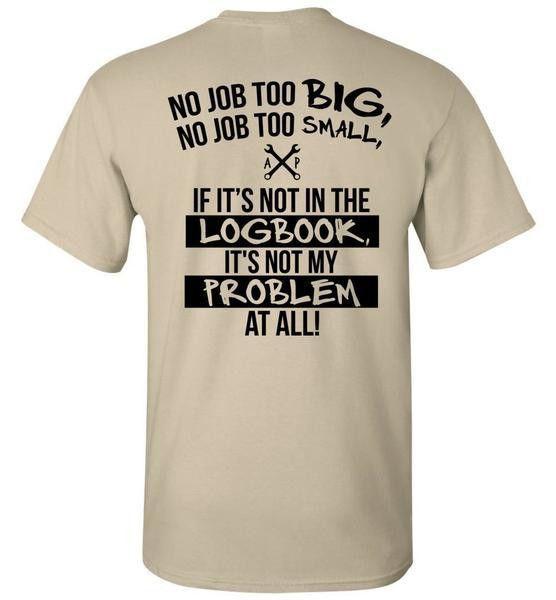 Funny Aviation Shirts - Aircraft Mechanic Shirts.com