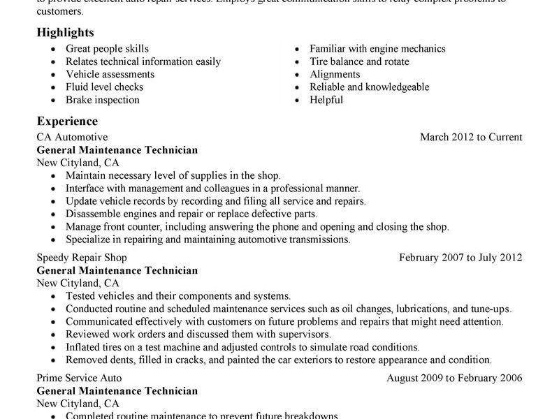 automotive resume sacheen 09 product engineer sample resume ...