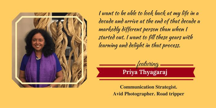 Priya Thyagaraj Interview | Woman At Work Interviews | woman at work