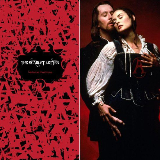 The Scarlet Letter | High School Books That Are Movies | POPSUGAR ...