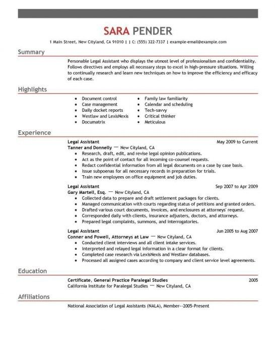 free resume templates live career